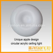 LED ceiling light unique design circular acrylic ceiling lamp