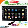 "SharingDigital CEY-7021GDA 2 din 7"" touch screen CHERY car dvd with GPS USB"