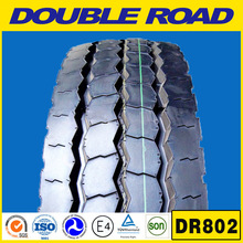 12.00R24, double road ,All steel truck & bus radial new tyre, having passed many certificates