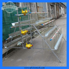 chicken battery cage(Guangzhou Factory)
