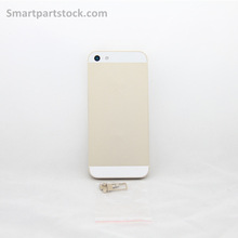 Replacement Part Full Housing Kit For iPhone 5 Gold Housing