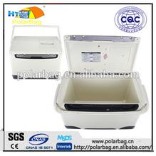 Portable cooling box & laboratory cooler box