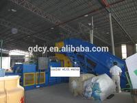 150T Semi Automatic Hydraulic Compress Baler Machine, Aluminum Can Baler for Sale