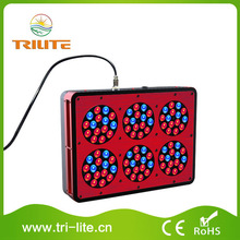 Metal Plate and Aluminum Board Inside Lamp Body Material and Grow Lights Item Type 3w Chip Epistar LED Grow Lights