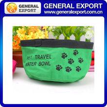 pet travel water bowl, pet feeder, foldable pet travel bowl