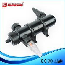 SUNSUN uv sterilizer light for cleaning pool