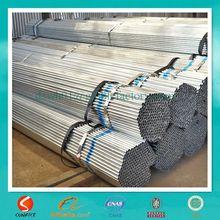 rectangle zinc coated iron tubular