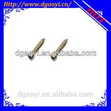 promotional socket head cap screw self tapping screw aluminum screw