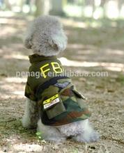 2014 NEW Camo FBI winter dog jacket winter dog coat