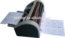 Semi-automatic business card slitter SSB-01