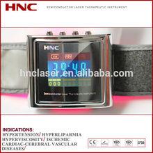 Diabetes medical equipment Blood Circulation Machine laser wrist blood pressure