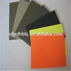 high quality smooth PVC board/PVC Sheet black
