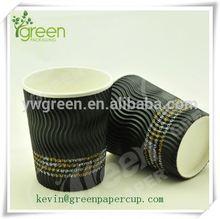 Toptan plastik çay bardak ve tabaklar toplu/kişiselleştirilmiş çay bardak ve tabaklar/kağıt bardak