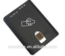 Hot-saled, bluetooth, USB, Fingerprint Sensor, HF RFID smart card writer/reader