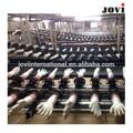 Guantes de látex de la maquinaria de producción/guantes de inmersión
