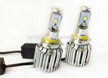 DC 12V LED headlight kit 9006/HB4 6000K 2000lm super vision 24 months warranty