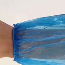 Hot sale disposable pvc over sleeves