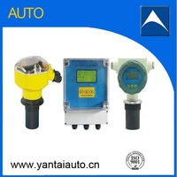 4-20mA output Ultrasonic Level meter can be connected with PLC or PC