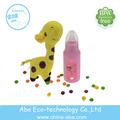 china neue marke baby flasche individuell Aussehen glas milch flasche 120ml