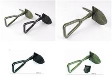 camping tools,gardening,folding shovels,foldable spade