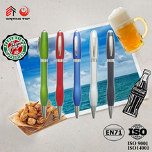 2014 promotion gift advertising crystal filled pens