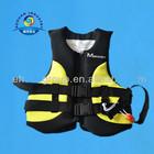 The neoprene foam life jacket life vest