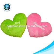 Wholesale plush stuffed red heart pillow & cushion