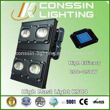 250w high power led light for mining equipment