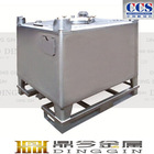 stainless steel ss304 ibc chemical container