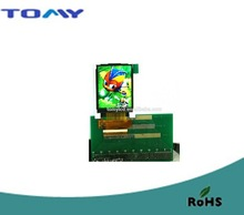 TFT type 1.77inch LCD panel with capacitive touch panel