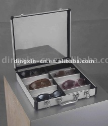 aluminum eyeglass cases
