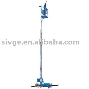 Hydraulic Lift: One Man Hydraulic Lift
