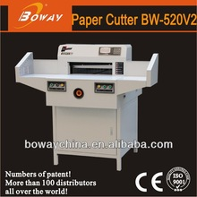 National Standard Drafter Boway 520mm Electrical Programmed digital paper guillotine