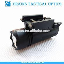 Erains TAC Optics Compact Cree Q5 200 Lumens Pistol LED Flashlight Tactical LED light
