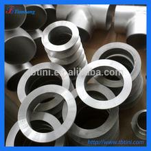Baoji Tianbang Produce Low Price ASTM B16.9 Nickel Stub End Pipe Fittings For Industrial Used