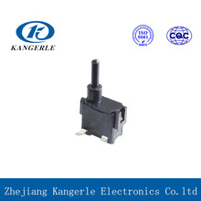 sliding magnetic push button micro switch for electronic products with CE, RIHS certificate