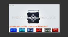 China manufacturer 9*5w QUAD Color 4in1 RGBA Wireless DMX LED Flat Par