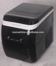15 kgs Portable home mini ice machine/maker ice bullet