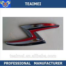 2014 Car Auto emblem badge chrome car letter badge emblem