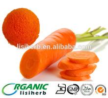 Beta Carotene 20% 30% 99%, natural beta carotene crystal 98%, Beta Carotene 10% CWS (Water Soluble)
