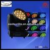 high brightness 19*12w led moving head zoom/12 led head light/used moving head lights