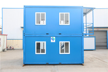 Reutilization 20ft container mobile store design
