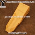 De haute qualité pelle dent godet et un adaptateur avec une bonne résistance à l'usure