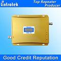 Gsm repetidor 3g lintratek más nuevo estilo inteligente 2g/3g/4g señal de refuerzo/repetidor