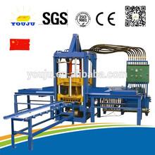 QTF3-20 semi automatic block making machine africa