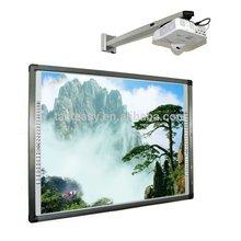 Multi Touch intelligent ir interactive whiteboard prices digital whiteboard.