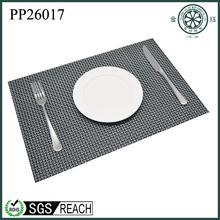 Black Fashion Vinyl tablemat/Placemat