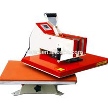 Shaking head T-shirt printing heat press machine
