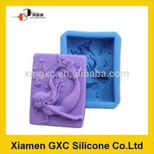 en çok satan 2014 silikon sabun kalıpları denizkızı şeklinde