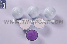 OEM 2 piece used golf ball